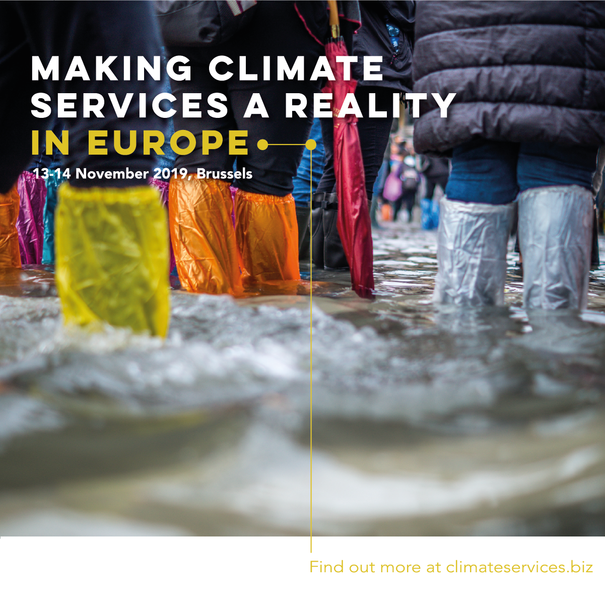 Conference: Making Climate Services a reality in Europe