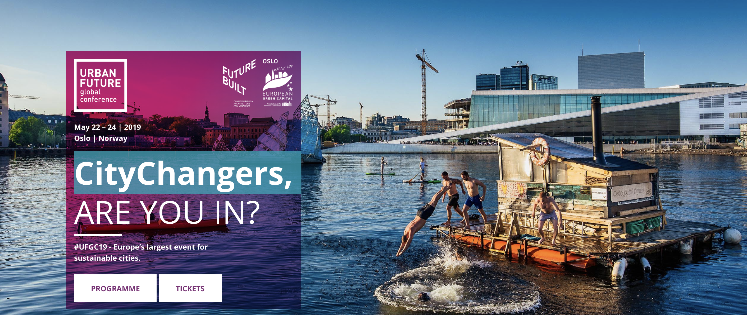 CityChangers, ARE YOU IN?