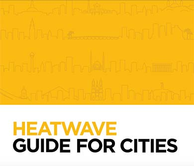 RCClimate's Heatwave guide for Cities